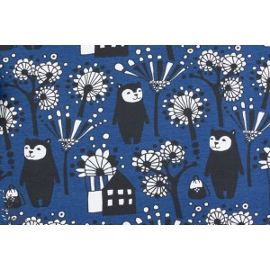 Backpack Bear Blueberry PAAPII, design  Anniina Isokangas / PaaPii Conception