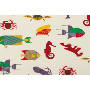 Jersey bio Birch underwater animals