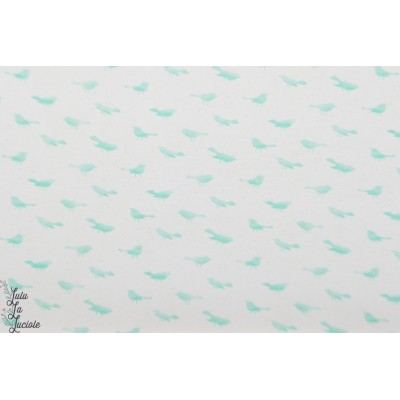 Sweat Bio Paper Pigeon bird pastel graphique enfant maisson victor oiseau