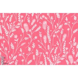 CUKO 1087 Rose dashwood studio bethan janine cuckoo's calling pink popeline