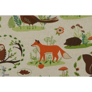 Toile ''Green Animals'' Hilco - CANVAS