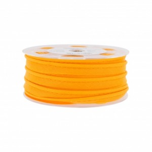 Passepoil Fluo orange 10mm