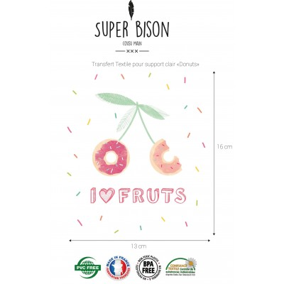 Transfert SUPER BISON Donuts