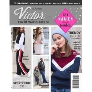 Magazine Maison Victor Edition 1/2018 - janvier Février