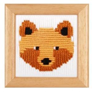 canevas d'enfant Bruno ours