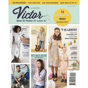 Magazine Maison Victor 02/2018 - Mars / Avril