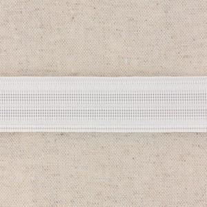 Elastique Caleçon 25mm  blanc