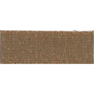 ceinture Elastique scintillant bronze 25mm