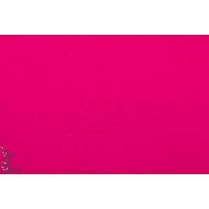 Bord cote  tubulaire Pink Lillestof rose bio