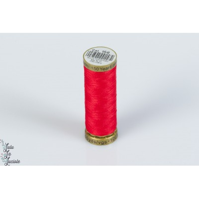 Fil Gûtermann 150m Polyester Rouge