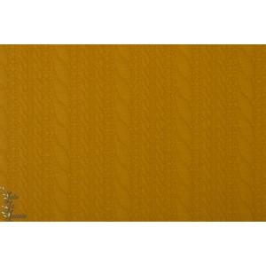 Punta Roma jaune irlandais jersey milano moutarde
