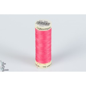 Fil Gûtermann 100m Polyester 986 rose brillant