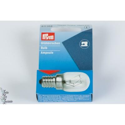 Ampoule à Vis PRYM  pour machine à coudre
