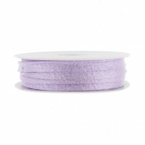 Passepoil 1/10 lamé violet clair