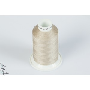 Cône Gûtermann Miniking Beige 1000m coloris 722 100% polyester