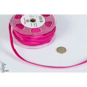 Passepoil Satin rose 22mm