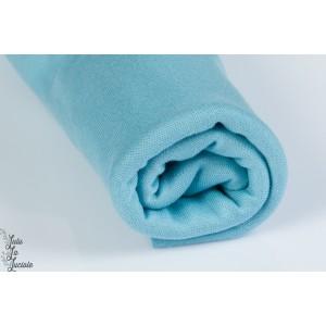 BORD CÔTE BIO Smoke Blue linéaire 160cm Stoffonkel