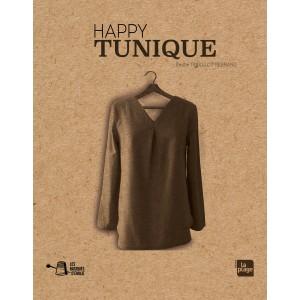 LIVRE Les Basiques : happy tunique