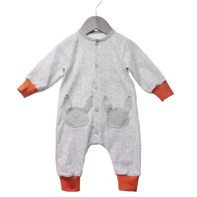 Patron Ikatee LISBOA combi 6 Mois 4 ans bébé pyjama layette