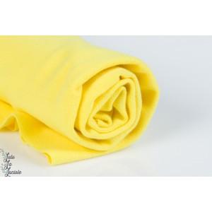 BORD CÔTE BIO Fresh Yellow, Jaune,linéaire 160cm, stoffonkel