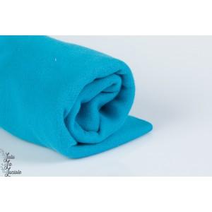 BORD CÔTE BIO Bleu, linéaire 160cm, Stoffonkel