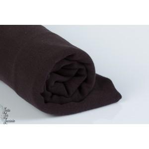 BORD CÔTE BIO Noir, linéaire 160cm, Stoffonkel