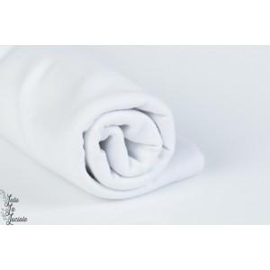 BORD CÔTE BIO Blanc linéaire 170cm Stoffonkel