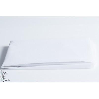 Vlieseline Thermocollant Blanc pour coton et polyester