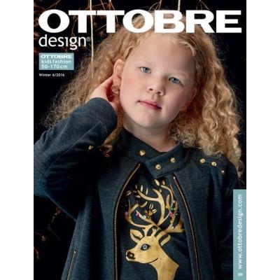 ottobre Design Kids 6/2016