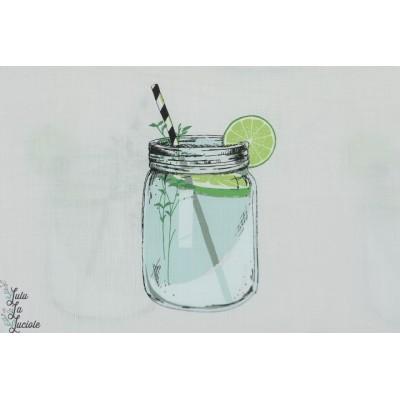 batiste coton linon iced tea Soft Cactus playtime citronade mojito été see you soon