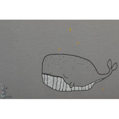 Jersey Bio Waldemar baleine lillestoff
