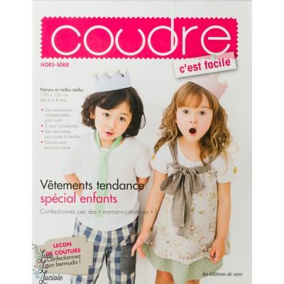 Coudre c'est Facile HS N°3, magazine de patron de couture