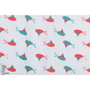 Jersey Fish and Clown madame casse bonbon graphique enfant poisson