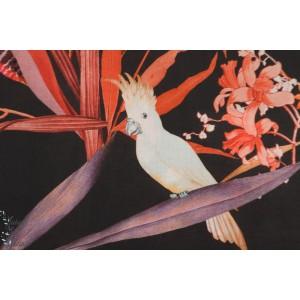 Batiste bio Kami Cpauli ( aras) voile nature rose femme mode couture