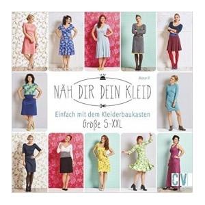 Livre ''Näh dir dein Kleid '' - cousez votre Robe par  Rosa P - Allemand