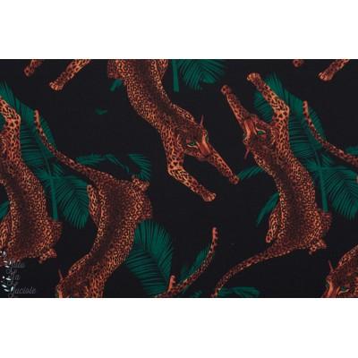 coton panthere maison victor aniamux  jungle