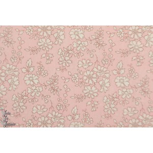 Liberty of London Capel rose fleur rose pale batiste