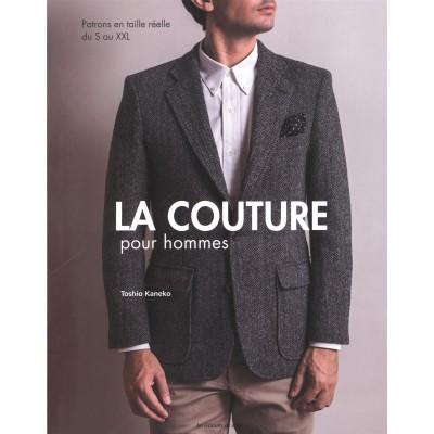 Livre La couture pour Hommes
