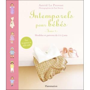 Livre Intemporels pour bébés