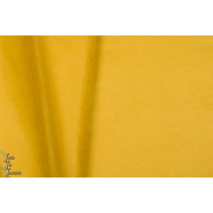 Suède couleur or gold suédine jaune imitation daim