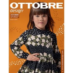 Magazine ottobre Design Kids 4/2018 patron enfant