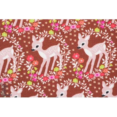"Sweat bio  hilco ""Winter Bambi"", bambi, biche en hiver"