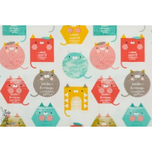 popeline Cool for cats CATS1382 Dashwood Jilly P chat ghraphique