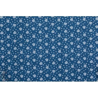 Tissu coton bio Jean Hilco 104 - fleurs