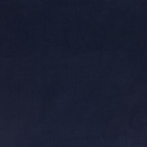 Velours milleraie Marine bleu