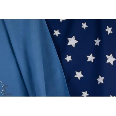 Softshell iris Bleu magyc water étoile couleur magique