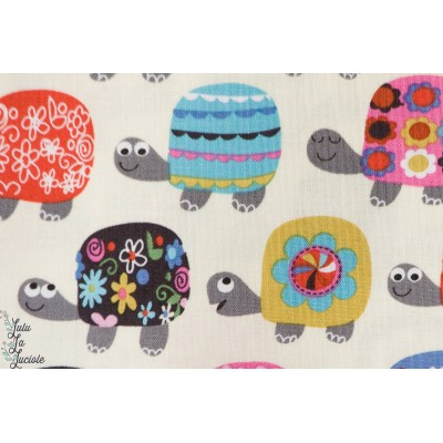 Popeline Tortues 1023, collection Novelties de Dashwood Studio