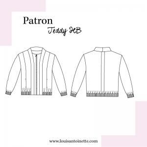 PAtron veste TEDDY HB