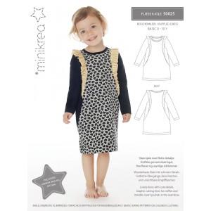 Patron robe Mini Créa SM50025 - Anglais - Allemand