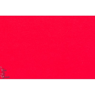 Sweat Bio Rouge Lillestoff, rot,
